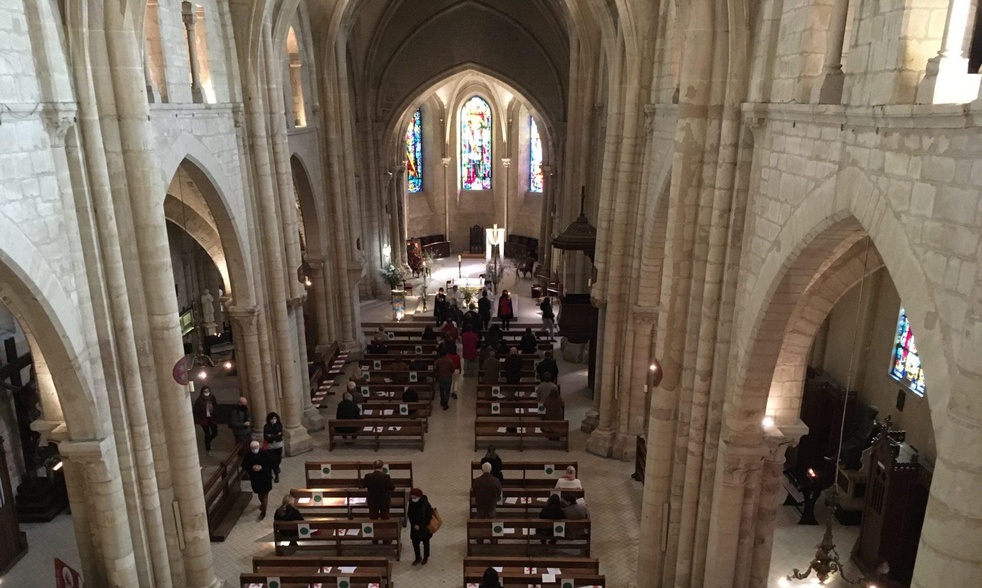 Paroisse Saint-Pierre de Montmartre
